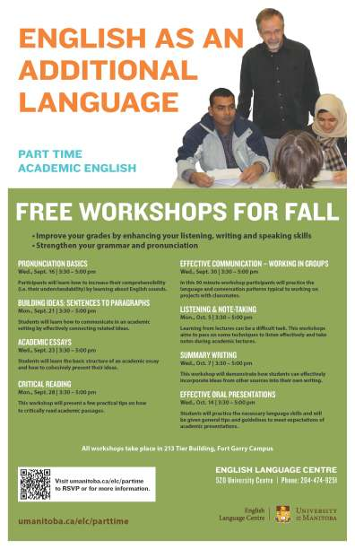 ELC-Fall-2015_Free-Workshops-poster