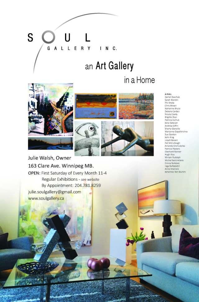 Soul Gallery Inc