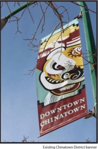 Banner - Chinatown