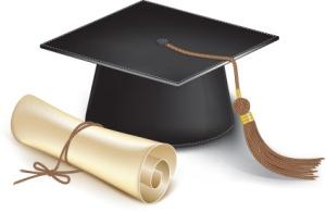 elements_of_graduation_cap_and_diploma_design_vector