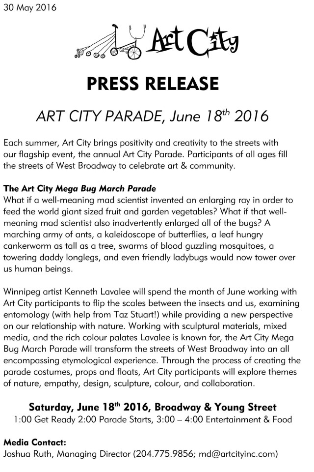 Art City Parade