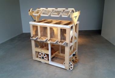 Shaun de Rooy, The Apparatus for Distribution