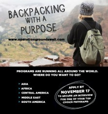 backpacking-with-a-purpose