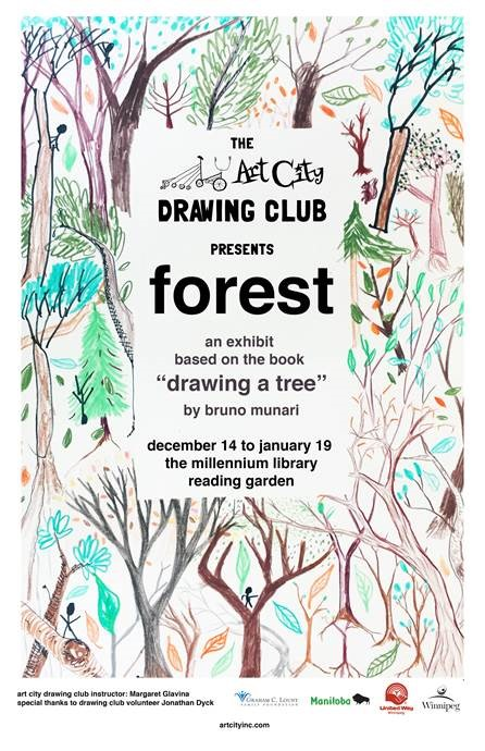 art-city-drawing-club
