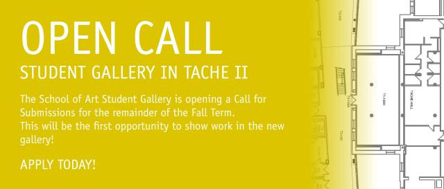 Student Gallery - Open Call
